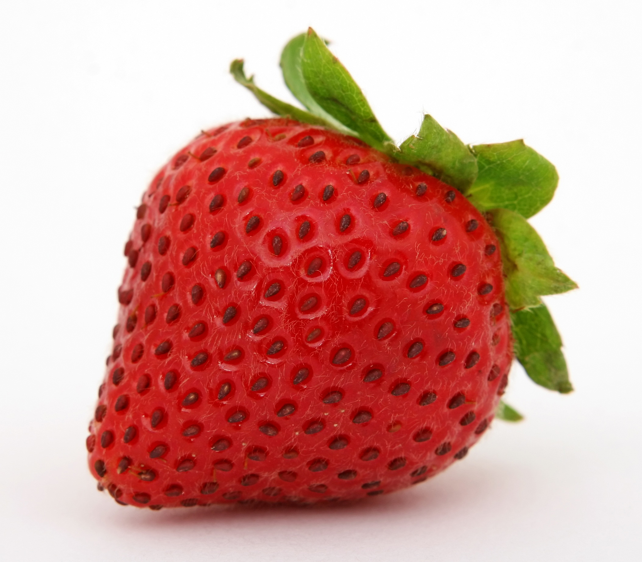 Strawberry, fruit, red, ripe, healthy
